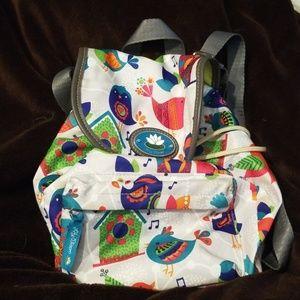 Handbags - Lily bloom mini backpack